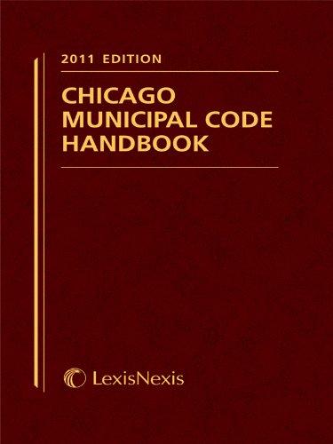 9781422489697: Chicago Municipal Code Handbook