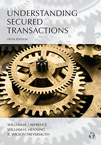 9781422490839: Understanding Secured Transactions