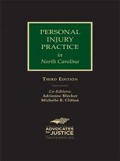 9781422497104: Personal Injury Practice in North Carolina