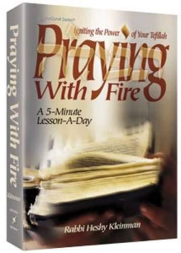 Praying with Fire 1: Rabbi Heshy Kleinman