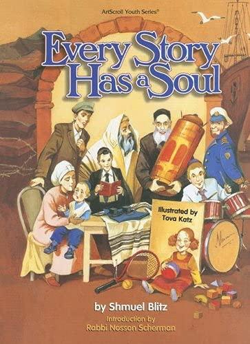 Every Story Has a Soul: Shmuel Blitz
