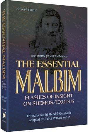 The Essential Malbim - Flashes of Insight: Artscroll Mesorah