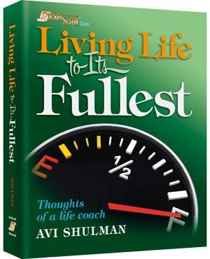 LIVING LIFE TO ITS FULLEST: Avi Shulman