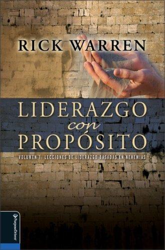 9781422800331: Liderazgo Con Proposito (Spanish Edition)