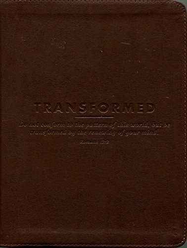 9781422802540: Transformed: How God Changes Us (Small Group Study Guide)