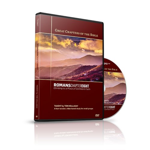 9781422802809: Great Chapters of the Bible - Romans 8 DVD Small Group Study