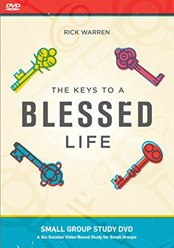 9781422803356: The Keys to a Blessed Life Small Group DVD