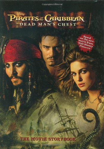 Pirates of the Caribbean: Dead Man's Chest The Movie Storybook