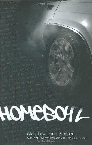 Homeboyz (Hoopster): Sitomer, Alan Lawrence