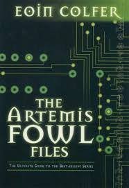 9781423100447: The Artemis Fowl Files: The Ultimate Guide to the Series
