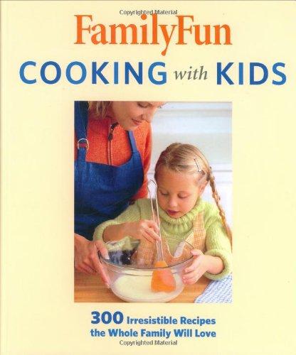 9781423100867: FamilyFun Cooking with Kids