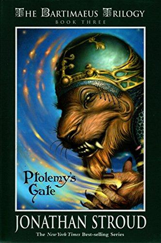 9781423101161: Ptolemy's Gate (Bartimaeus Trilogy)