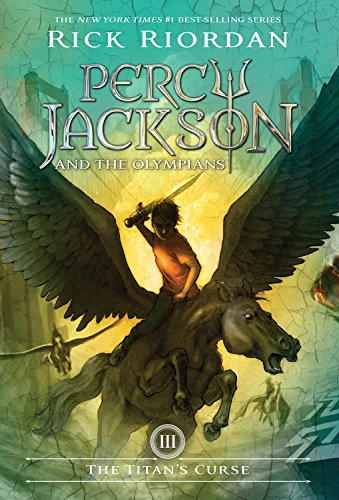 9781423101451: Percy Jackson and the Olympians, Book Three the Titan's Curse