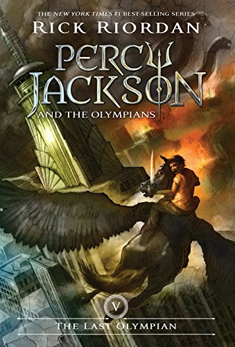 9781423101475: Percy Jackson and the Olympians, Book Five the Last Olympian
