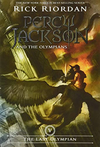 9781423101505: Percy Jackson and the Olympians, Book Five The Last Olympian