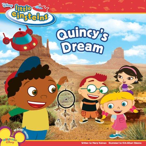 9781423102168: Disney's Little Einsteins: Quincy's Dream