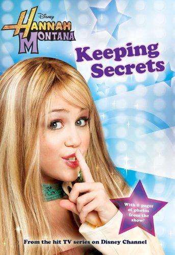 9781423102212: Hannah Montana: Keeping Secrets - #1: Junior Novel