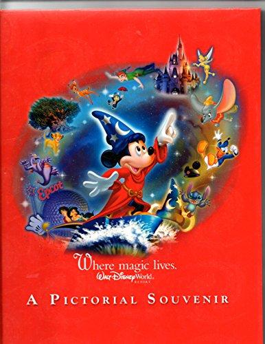 Walt Disney World: Where Magic Lives 2006: Disney Press TK