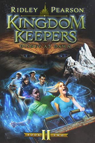 9781423103653: Kingdom Keepers II: Disney At Dawn