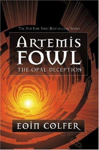 9781423103998: The Opal Deception (Artemis Fowl)