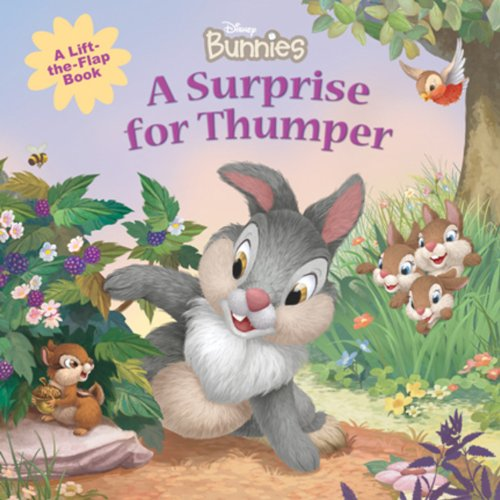 9781423104391: Disney Bunnies A Surprise for Thumper