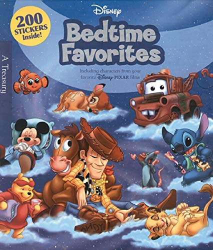 9781423104407: Disney Bedtime Favorites (Storybook Collection)