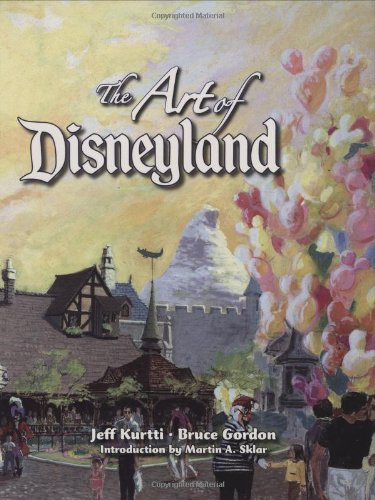 9781423104599: ART OF DISNEYLAND (HB)