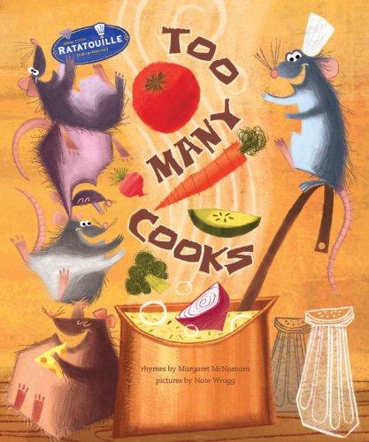 9781423105398: Too Many Cooks (Ratatouille)