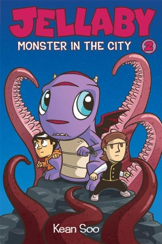 9781423105657: Jellaby: Monster in the City