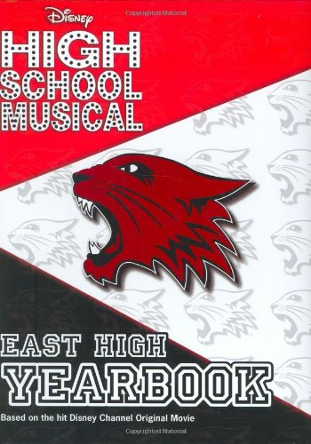 9781423105961: Disney High School Musical: East High Yearbook