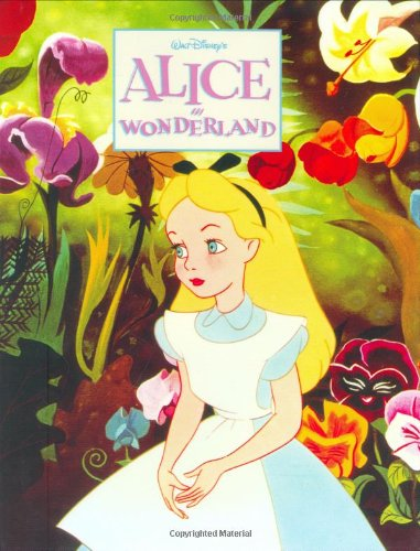9781423105978: Walt Disney's: Alice in Wonderland
