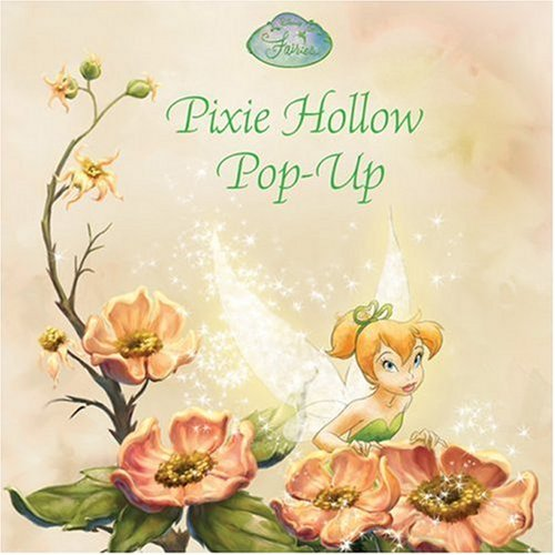 Pixie Hollow Pop-Up