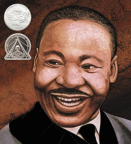 9781423106357: Martin's Big Words: The Life of Dr. Martin Luther King, Jr.