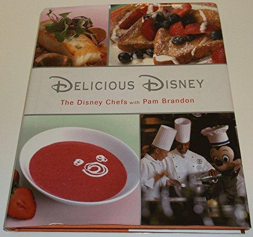 9781423106371: Delicious Disney