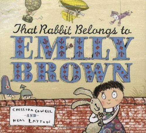 9781423106456: That Rabbit Belongs to Emily Brown