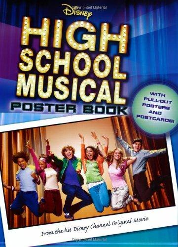 9781423106616: Disney High School Musical Poster Book
