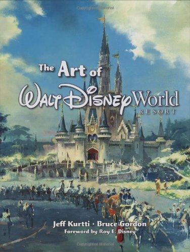 Art of Walt Disney World: Jeff Kurtti JIE