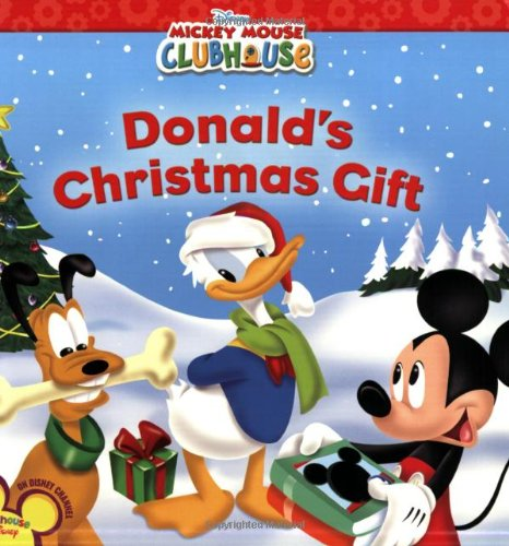 Mickey Mouse Clubhouse Donald's Christmas Gift