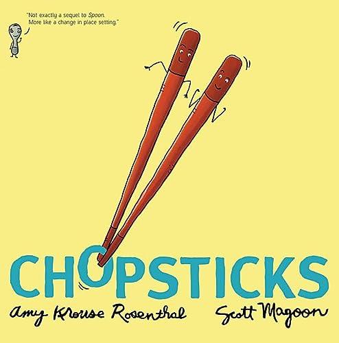 Chopsticks: Amy Krouse Rosenthal