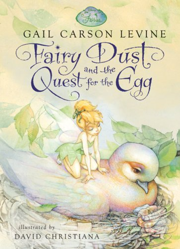 9781423108191: Fairy Dust and the Quest for the Egg (A Fairy Dust Trilogy Book)