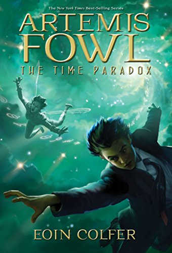 9781423108368: Artemis Fowl The Time Paradox