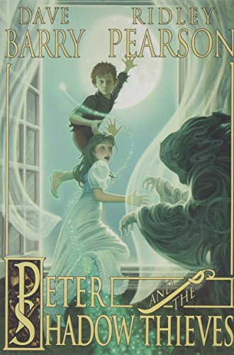 9781423108559: Peter and the Shadow Thieves