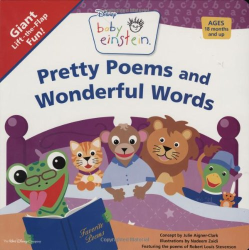 9781423108627: Pretty Poems and Wonderful Words (Baby Einstein)