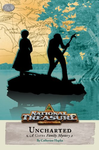9781423108757: National Treasure: A Gates Family Mystery Uncharted