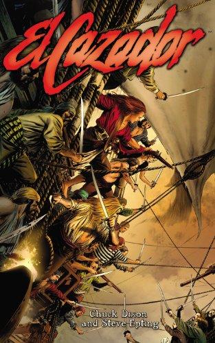 El Cazador (1423109279) by Chuck Dixon