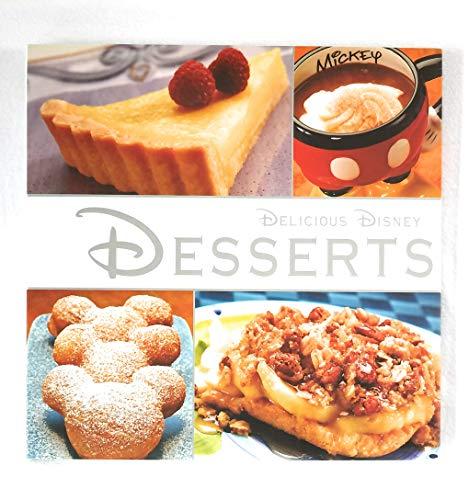 9781423109778: Delicious Disney Desserts