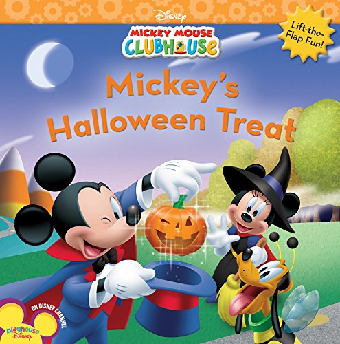 9781423109839: Mickey's Halloween Treat (Disney Mickey Mouse Clubhouse)