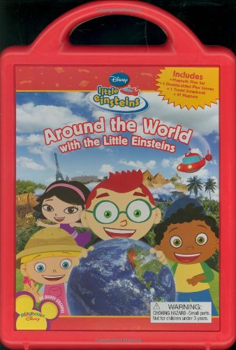 Around the World with the Little Einsteins: Disney Book Group, Kelman, Marcy
