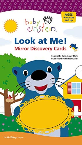 9781423109952: Look at Me! Mirror Discovery Cards (Baby Einstein)