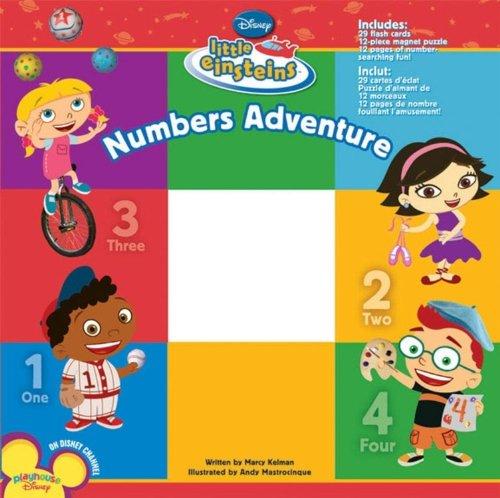 Disney's Little Einsteins: Numbers Adventure (1423110099) by Disney Book Group; Marcy Kelman